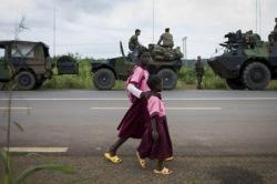 Франция начала интервенцию в ЦАР