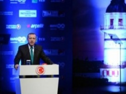 Реджеп Эрдоган против «введения единомыслия в Турции»