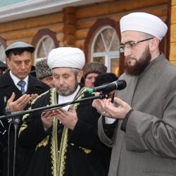 Новая мечеть в «смутные времена»