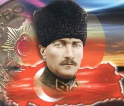 Власти Турции решили убрать с государственных символов портрет Ататюрка