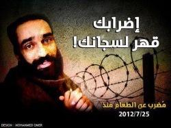 Палестинец, прославившийся рекордной голодовкой, освобожден из тюрьмы