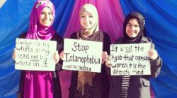Американские студентки одели одноклассниц- немусульманок в хиджабы