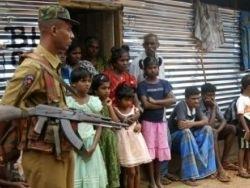 Буддисты напали на христианские храмы в Шри-Ланке