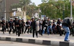 Столкновения полиции и сторонников Мурси в Египте: есть жертвы