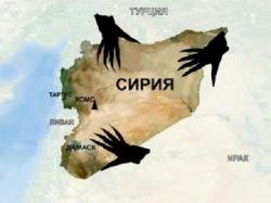 Россия и международная геополитическая борьба на территории Сирии