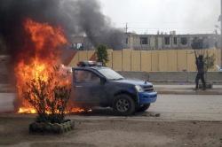 В восставших суннитских городах в Ираке за день погибли более 100 человек