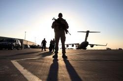 Делать хорошую мину при плохой игре:  Бегство США из Афганистана.
