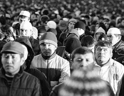 «Российский конгресс народов Кавказа» выступил против митинга мусульман в Москве