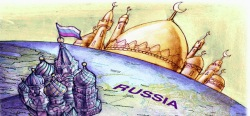 """В России сегодня более 50 000 русских являются """"потенциальными террористами"""""""