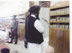 Афганец за 25 лет не пропустил ни одного намаза в мечети Пророка