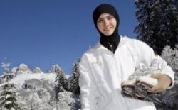 На сочинской Олимпиаде фигуристка будет выступать в хиджабе