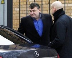 Против зятя Сердюкова завели уголовное дело