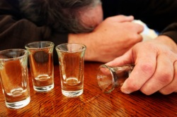 Выпить водки и умереть