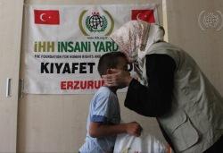Эрдоган вступился за IHH