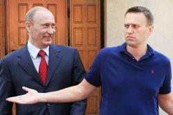 Сочи 2014: бухгалтерия - Путин VS Навальный