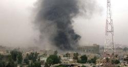 В Каире произошел мощный взрыв