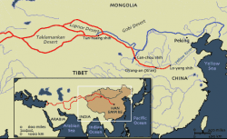 Китай в Центральной Азии: геополитические проблемы растут