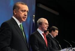 Эрдоган ответил на критику ЕС