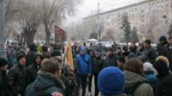 """Разгон акции протеста в России: """"ФСБ зарабатывает миллионы на терактах"""