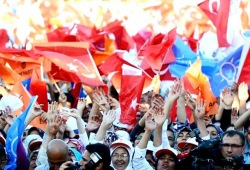 Бюрократический переворот в Турции провалился