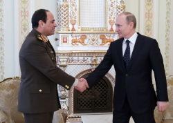Казаки на Ниле: Путин поддерживает ас-Сиси