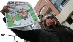 Мусульмане подали в суд на скандальный журнал