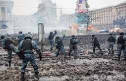 О силовом варианте на Украине кричали те же, кто целенаправленно занимается разжиганием исламофобии