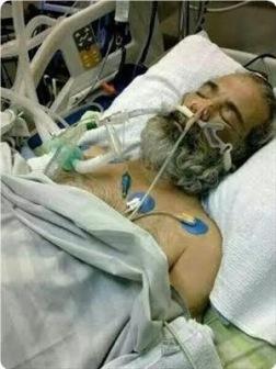 Бер аль-Саба. Пятеро детей остались без отца