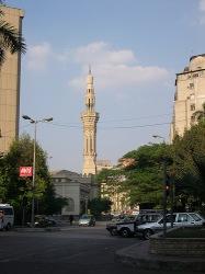 """""""Традиционный ислам"""" египетской хунты..."""