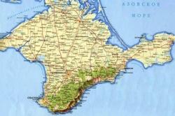"""Власти Крыма не исключают отделения от Украины, если страна """"развалится"""""""