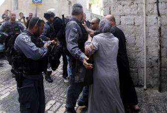 Аль-Акса пережила очередной рейд израильских сил
