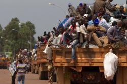 Из столицы Центральноафриканской республики изгоняют мусульман