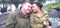 Люди, похожие на полковника МВД Жанну Ожимину и ее мужа спецназовца ФСБ, избили женщину с грудным ребенком (ВИДЕО)