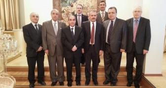 Обращение депутата турецкого парламента к послу РФ в Турции по поводу российских мусульман, изучающих труды Саида Нурси
