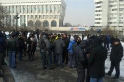 В Казахстане возобновились протесты