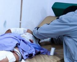 На юге Киргизии обрушилась мечеть, есть пострадавшие