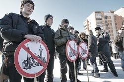 Откуда берутся протесты жителей против мечетей?