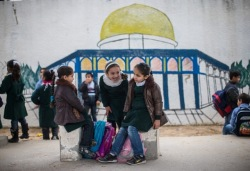 Палестинские дети должны помнить историю своей страны
