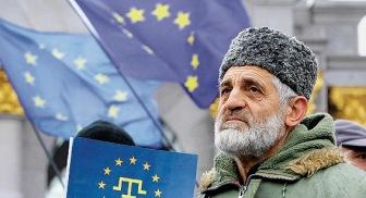 Крымские татары не хотят отделяться к России