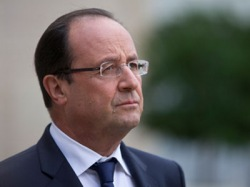 """Франция в долгу перед солдатами-мусульманами"" - Ф.Олланд"