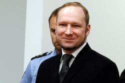 Террорист Андерс Брейвик прислал письмо российскому телеканалу РЕН-ТВ