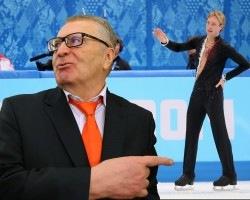 Плющенко VS Жириновский. Маразматичный политик и спортсменов тероризиует, причина отказ Плющенко