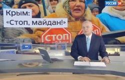 Российских журналистов Киселева поймали на лжи в репортаже о Крыме