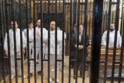 Каир. Суд