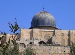 """Сионистский министр призывает разрушить Аль-Аксу и построить на её месте """"храм"""""""