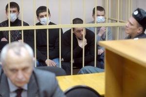 В Петербурге бывших полицейских осудили за пытки