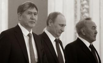 Режимы в Средней Азии больше боятся России, чем революций