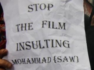Google требует возврата исламофобского фильма на YouTube