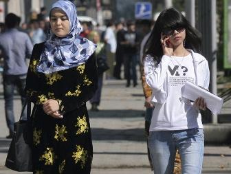 Растет число бельгийских женщин принявших ислам