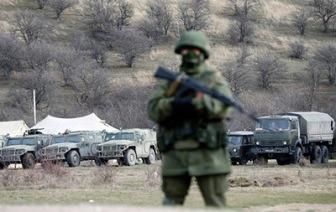 В Крыму находятся почти 22 тысячи российских военнослужащих